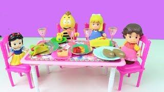 Arı Maya Heidi Clara Ve Petere Kahvaltı Hazırlıyor Heidi Çizgi Film