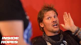 Chris Jericho Talks The List Of Jericho, plans for Brock Lesnar match & Kevin Owens