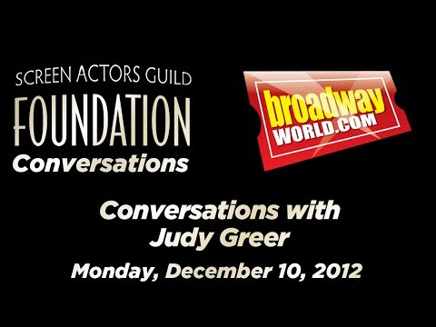Conversations with Judy Greer