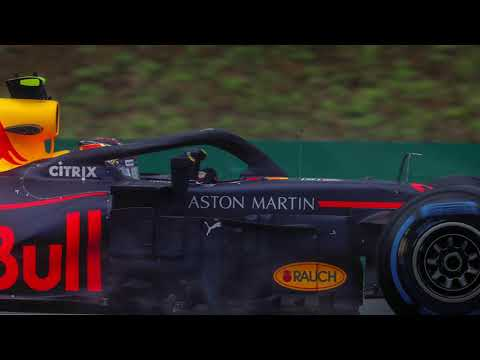 Max Verstappen furious on radio after engine issue - F1 2018 Hungary