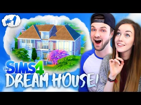 BUILDING OUR DREAM HOME! 🏡 (The Sims 4) *NEW SERIES!!!*