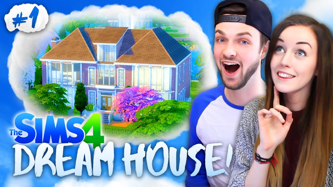 Building our dream home the sims 4 new series for Dream home season 6