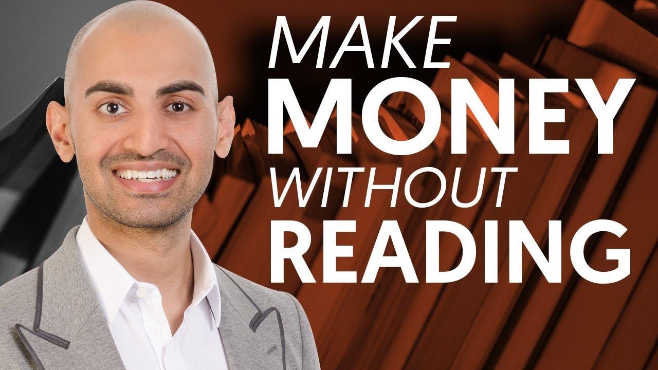 How Books Can Make You More Money Even If You Don't Read Them | Neil Patel