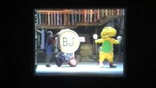 Barney & Friends (Barney, Baby Bop Kids Und BJ Besuche Und Große Trommel Zählen Auf Sieben Treehouse Live On S
