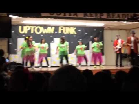 Schanen Estates Elementary School Talent Show