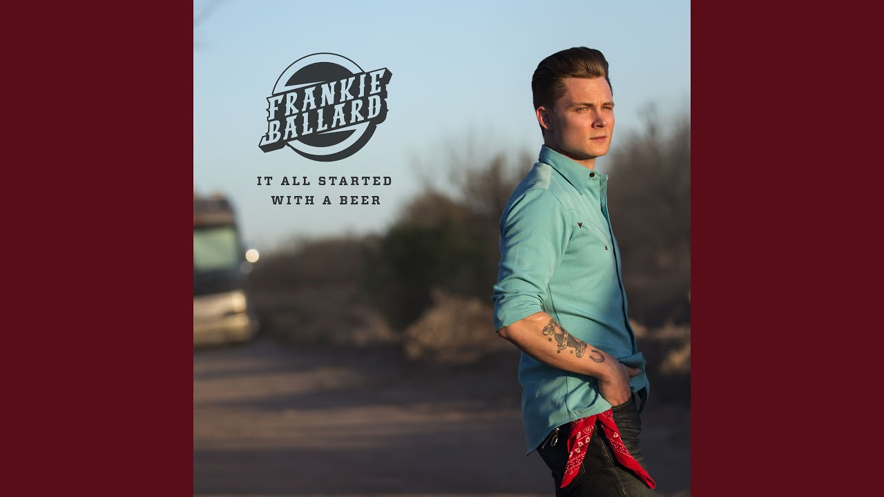 frankie ballard it all started with a beer ringtones