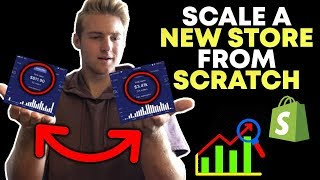 2 BEST Ways To Scale A BRAND NEW Shopify Store From Zero