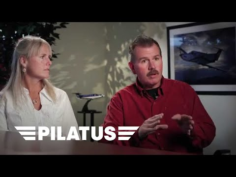 PC-12  A Conversation with PC-12 Owners John & Theresa Tomasini