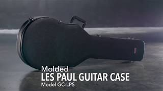 Gator Cases GC-LPS Molded Les Paul® Guitar Case