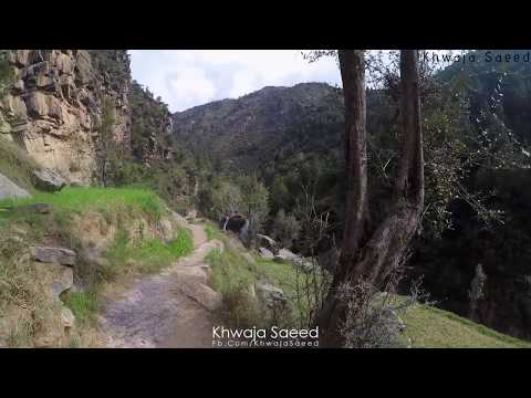 Shingro Waterfall Swat Valley Shoot With Go pro hero 5