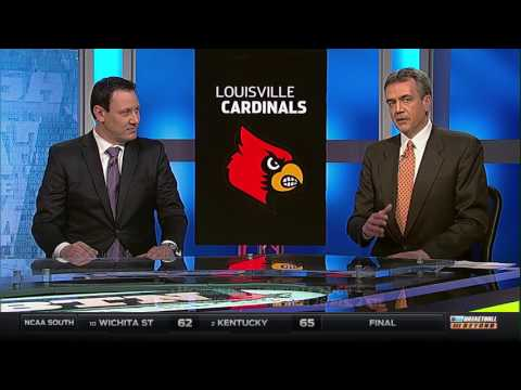 Michigan vs. Louisville - 2017 NCAA Men