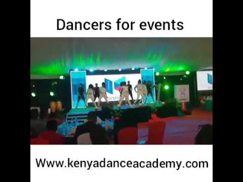 Kenya Dance Academy Dancing at Kasneb Launch KICC. Dance in Africa