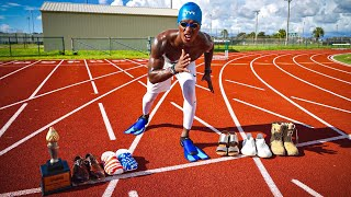 I'M DOING THIS AT NEXT YEARS CHALLENGER GAMES.. (SPEED EXPERIMENT)
