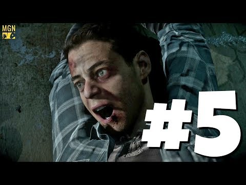 Until Dawn - Walkthrough With Commentary - Part 5