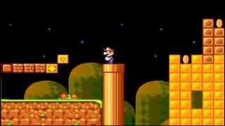 Mario 4: Space Odyssey (Unl) (Sega Genesis/Megadrive pirata ruso)