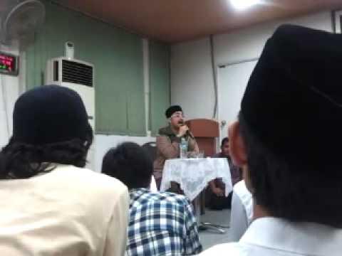 Ustadz Ahmad Al-Habsy @ Masjid Sirothol Mustaqim Ansan 2