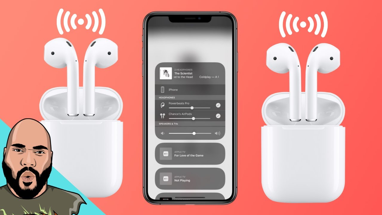 How to Share Your iPhone Audio With a Friend