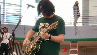 Jack White live at Cass Tech High School Detroit
