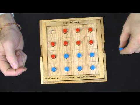 Four Field Kono Traditional Korean Strategy Game Youtube