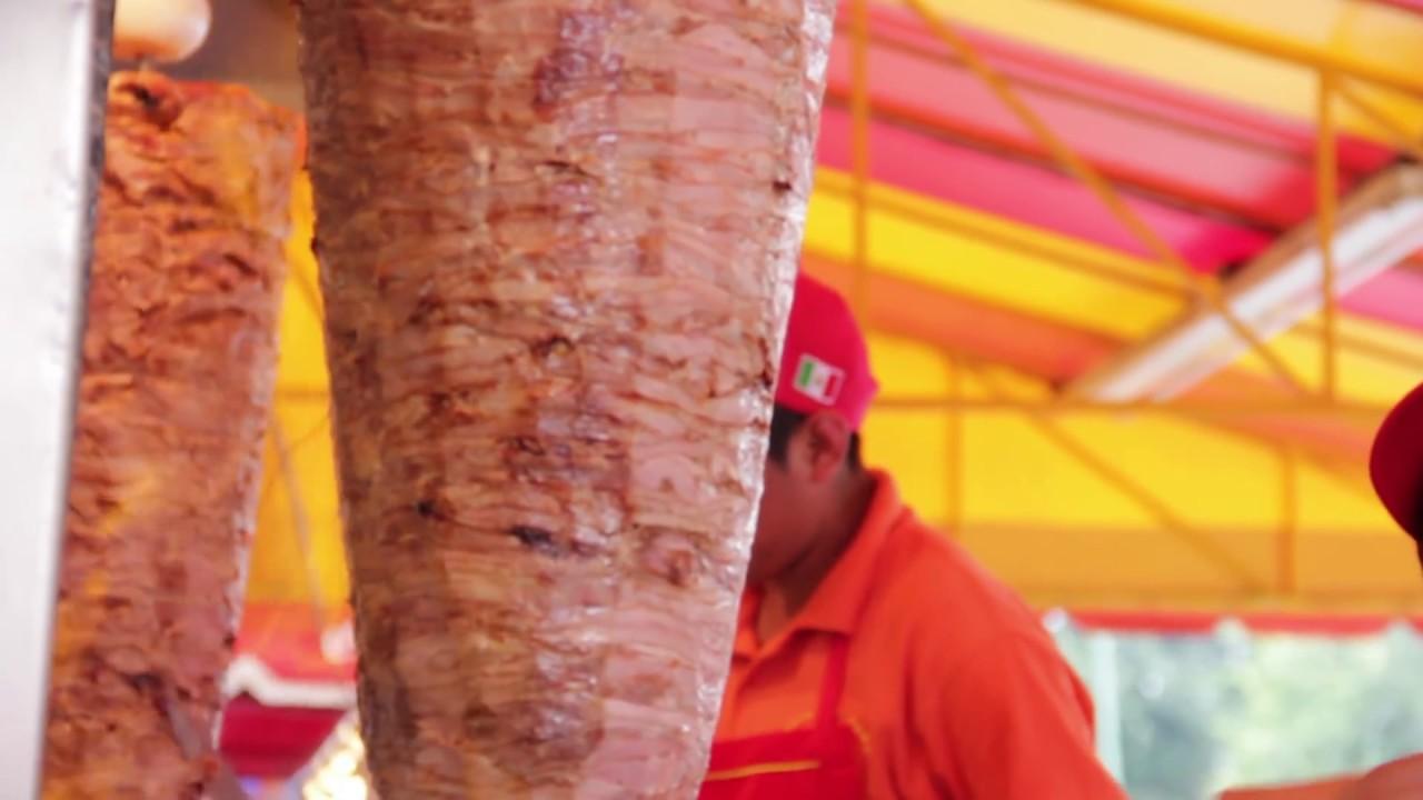 Tacos al pastor los mejores del mundo youtube - Los mejores carnavales del mundo ...