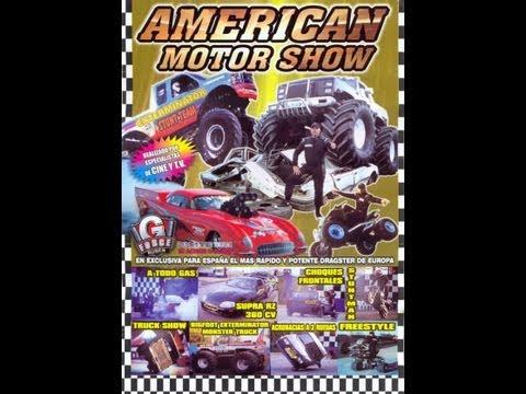 AMERICAN MOTOR SHOW 2013 LAREDO parte 1
