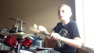 One direction drag me down drum cover