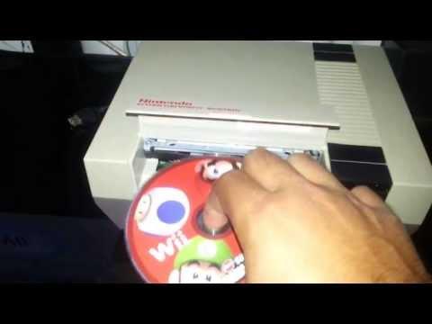 Nintendo Nes/WII MOD