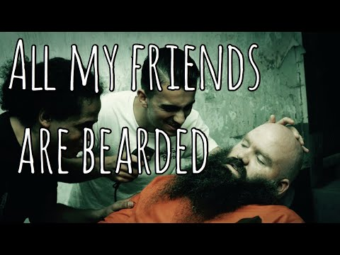 Heathens Parody ALL MY FRIENDS ARE BEARDED  twenty one pilots  Marty Ray Project