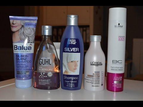 shampoo für graue haare dm