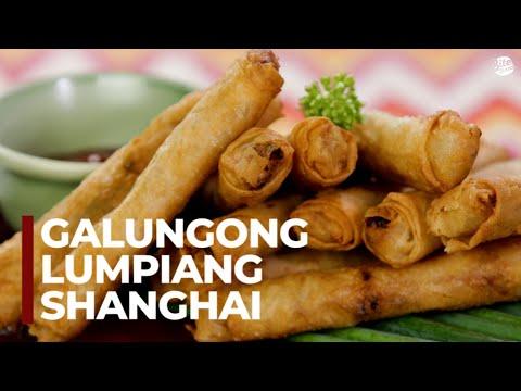 How To Make Galunggong Lumpiang Shanghai | Easy Fish Lumpiang Shanghai | BiteSized.ph: Seafood