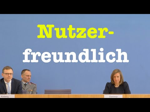 1. April 2020 - Bundespressekonferenz | RegPK