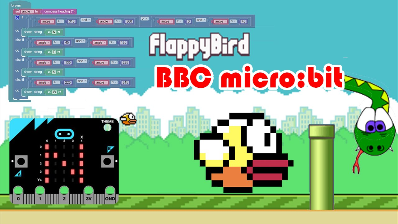 micro:bit games to make at home | micro:bit