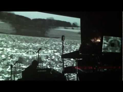 Nicolas Jaar Live // Music Hall of Williamsburg // 'Encore' // 02. 03. 12