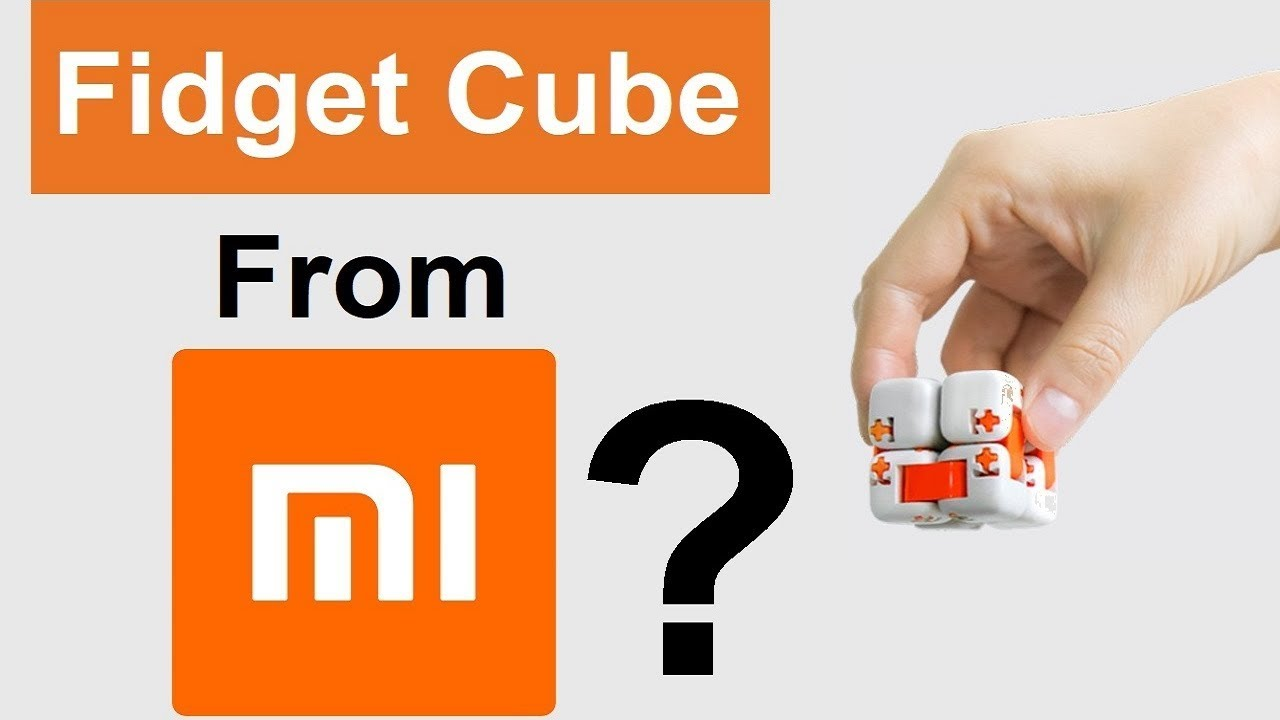 Xiaomi Makes Toys Fidget Toy Infinity Cube From Xiaomi Youtube