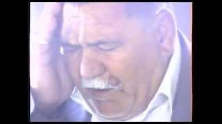 Azerbaijani Mullah praying - Азербайджанский мулла молится
