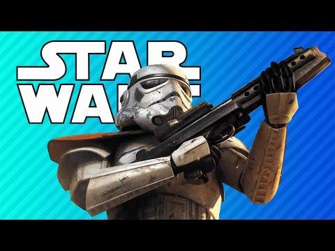 BATTLE OF JAKKU   Star Wars Battlefront Launch