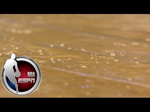 Pacers and Pelicans game delayed because of roof leak at Smoothie King Center   ESPN
