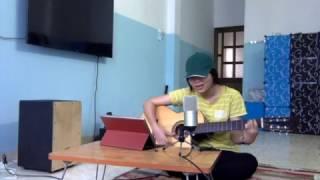 Bài hát quá cảm xúc!!!!! - PHAI DẤU CUỘC TÌNH - Guitar cover by Monica Hoang Kim