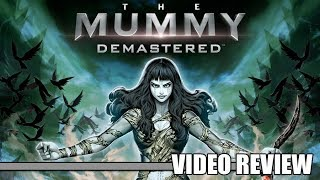 Review: The Mummy Demastered (PlayStation 4, Xbox One, Switch & PC) - Defunct Games