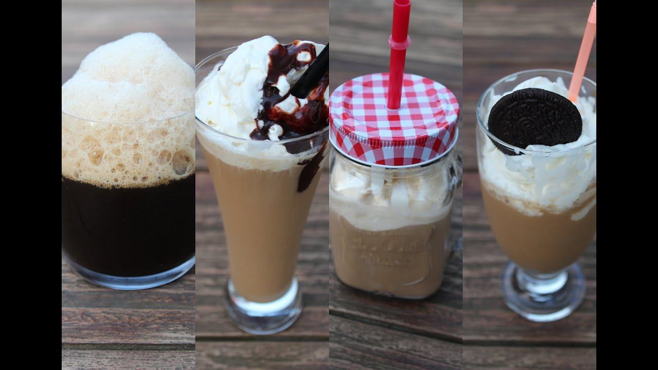 рецепт холодного кофе старбакс
