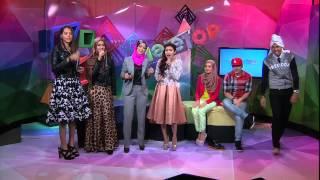 "MeleTOP - Persembahan LIVE The Lomas ""Bila Larut Malam"" [26.08.2014]"