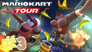 Mario Kart Tour: Jungle Tour Part 3: Baby Mario & Wendy Cups