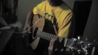 INSTRUMENTAL AWAKE - SECONDHAND SERENADE Acoustic Guitar Cover Lyrics