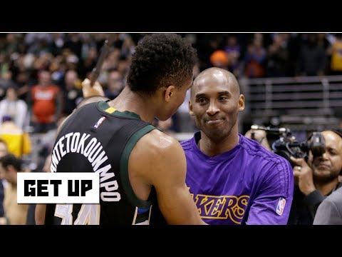 Giannis rises to Kobe's challenge with MVP honors | Get Up
