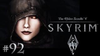 The Elder Scrolls V: Skyrim с Карном. Часть 92 [Вечерняя пещера или Храм Ауриэля?]