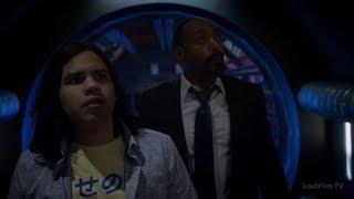 Уэлс запускает ускоритель частиц | Флэш (1 сезон 22 серия)