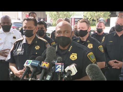 Houston PD press conference