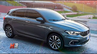 New fiat tipo 2016 - hatchback 5 porte - station wagon - first test drive torino - eng ita sub