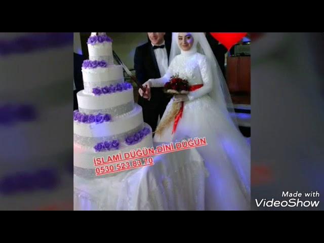 İslami Düğün Organizasyonu-Dini Düğün-0530 523 83 70