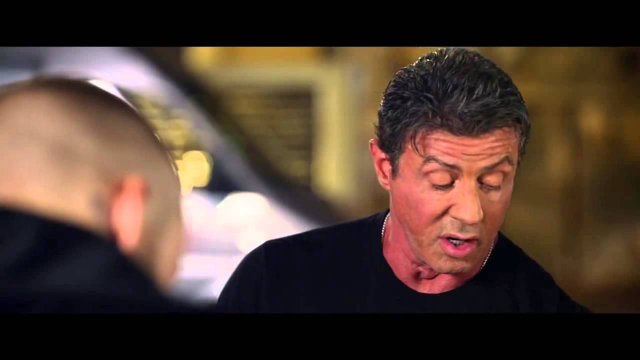 The Expendables 3 (2014) Icons Clip